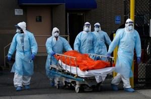 Số người mắc Covid-19 ở Mỹ vượt 300.000, hơn 8.000 người chết