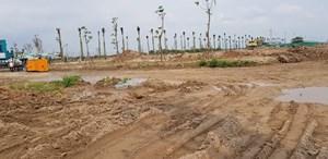 Hưng Yên: Doanh nghiệp 'đua nhau' san lấp đất trồng lúa trái phép