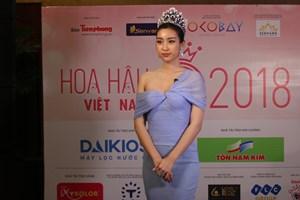 30 thí sinh vào vòng chung khảo phía Nam cuộc thi Hoa hậuViệt Nam 2018