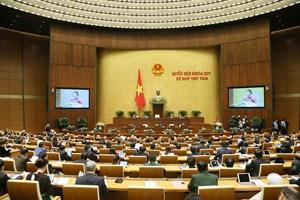 Khai mạc kỳ họp thứ tám, Quốc hội khóa XIV: Kết quả ấn tượng của nền kinh tế