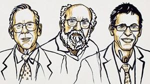 Nobel Vật lý thuộc về công trình nghiên cứu vũ trụ