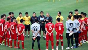 Nhìn từ danh sách đội tuyển Việt Nam: Ông Park 'đóng cửa' với tân binh