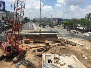 Ì ạch các dự án hạ tầng cấp bách
