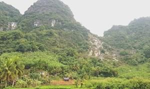Thanh Hóa: Nỗi lo núi đè