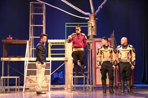 40 năm thành lập Nhà hát Tuổi trẻ