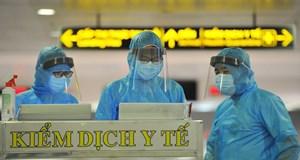 Xét nghiệm Covid-19 đối với toàn bộ hành khách đến sân bay Tân Sơn Nhất