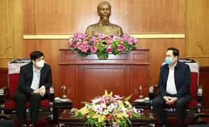 BẢN TIN MẶT TRẬN: UBTƯ MTTQ Việt Nam phân bổ đợt 1 số tiền 150 tỷ đồng cho Bộ Y tế