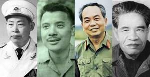 Bốn Bộ trưởng Quốc phòng đầu tiên trong chính thể mới: Tự rèn luyện mà thành