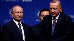 Nga, Thổ Nhĩ Kỳ kêu gọi giải pháp ngoại giao giảm căng thẳng Mỹ-Iran
