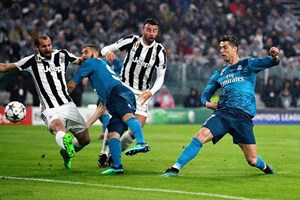 5 điều không thể bỏ lỡ trong trận Juventus 0-3 Real Madrid