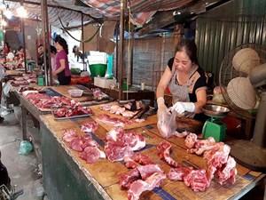 Kéo giảm giá thịt lợn