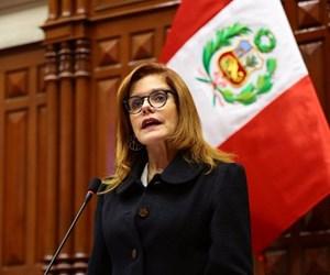 Phó Tổng thống Peru từ chức