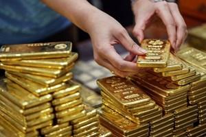 Ngày 10/4: Giá vàng bật tăng mạnh lên thêm nửa triệu đồng/lượng