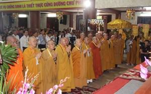 Khai mạc khóa bồi dưỡng kỹ năng lãnh đạo, quản lý thông tin truyền thông Phật giáo 2019