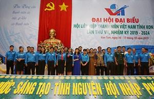 Đại hội đại biểu Hội LHTN ViệtNamtỉnhKon Tumlần thứ VII
