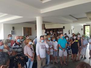 39 du khách hoàn thành cách ly tại Hội An trở về nước