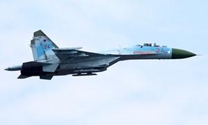 Tiêm kích Nga mất tích trên biển