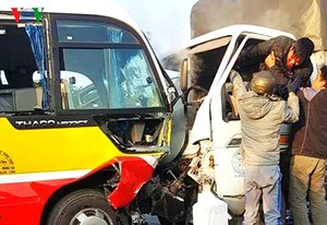 6 ngày nghỉ Tết, toàn quốc xảy ra 223 vụ tai nạn giao thông