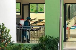 Phòng dịch viêm đường hô hấp cấp: Học sinh có thể học bù vào cuối tuần