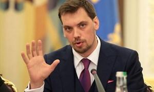 Thủ tướng Ukraine Goncharuk từ chức sau 6 tháng nắm quyền