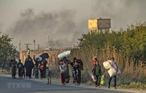 Thổ Nhĩ Kỳ tấn công người Kurd: Tuần hành phản đối khắp châu Âu