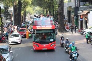 TP HCM khai trương xe buýt 2 tầng, tạm ngưng hoạt động tuyến xe buýt 54