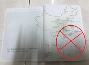 Phát hành ấn phẩm du lịch có 'đường lưỡi bò', Saigontourist bị phạt 50 triệu đồng