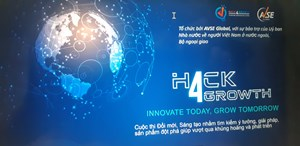 #Hack4Growth- Môi trường phát huy ý tưởng giải quyết thách thức do dịch Covid 19 mang lại