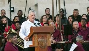 Cuba tái khẳng định sự ủng hộ đối với Venezuela
