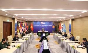 Hội nghị cấp cao đặc biệt ASEAN+3 về ứng phó dịch bệnh Covid-19