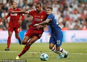 Vượt qua Chelsea ở loạt sút luân lưu, Liverpool giành Siêu cúp châu Âu