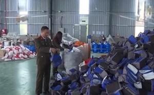 Gần 45 nghìn túi giữ nhiệt gắn mác SX tại Việt Nam 'nhập' về cảng Hải Phòng