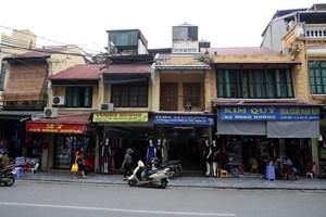 Bảo tồn nhà ở phố cổ Hà Nội: Rất chậm