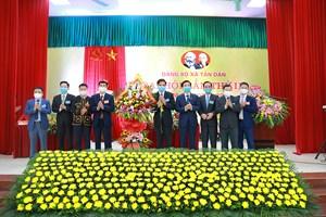 Quảng Ninh: Đại hội điểm Đảng bộ xã Tân Dân (TP Hạ Long)