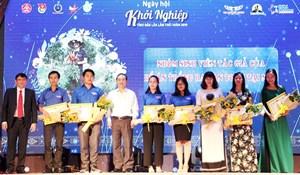 Đắk Lắk: Tuyên dương 20 tập thể và cá nhân khởi nghiệp tiêu biểu