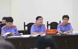 Xử phúc thẩm 2 cựu chủ tịch Đà Nẵng: Ký chỉ để hoàn thiện hồ sơ?