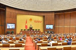 Chủ tịch nước đề nghị Quốc hội phê chuẩn Hiệp định toàn diện, chất lượng cao
