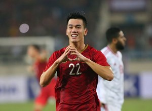 Tiến Linh: Từ vai phụ đến chân sút số 1 đội tuyển Việt Nam