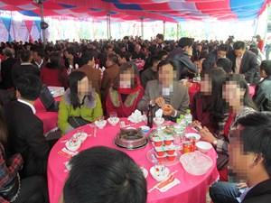 BẢN TIN MẶT TRẬN: Quảng Bình ban hành Công văn về việc phòng, chống dịch Covid-19 trong tổ chức lễ cưới, tiệc cưới