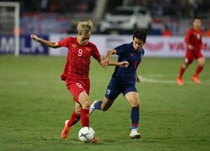 FIFA vinh danh đội tuyển Việt Nam trong năm 2019