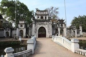 Truy tìm hiện vật bị mất cắp ở các di tích của Thanh Oai