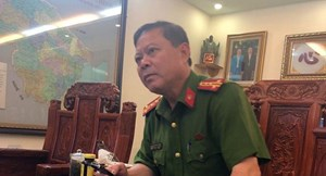 Truy tố cựu Trưởng Công an thành phố Thanh Hóa tội nhận hối lộ