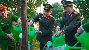 Nam Định: Không hoàn thành chỉ tiêu trồng cây, trồng rừng sẽ bị kiểm điểm