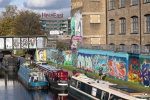 'Nhà thuyền' ở London
