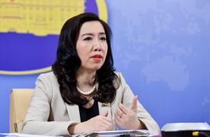 Việt Nam sẽ tiếp tục hỗ trợ các nước bạn bè và đối tác chịu ảnh hưởng của dịch bệnh
