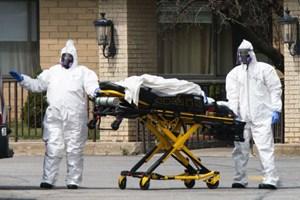 Mỹ: 37 nghìn người chết vì Covid-19, Tổng thống và thống đốc 'khẩu chiến'