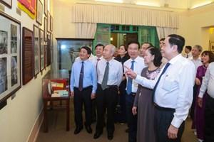 BẢN TIN MẶT TRẬN: Công bố thành lập Bảo tàng MTTQ Việt Nam