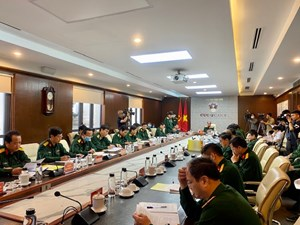Bộ Quốc phòng triển khai phòng chống dịch Covid-19 giai đoạn 2 trong toàn quân