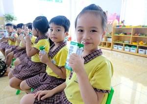 Chuẩn cho sữa học đường