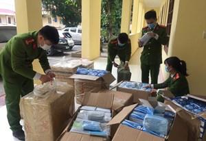 Lạng Sơn: Ngăn chặn việc buôn bán vật tư y tế không rõ nguồn gốc